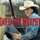 Country Artist David Lee Murphy Releases New Album NO ZIP CODE Today
