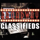 Jobs in Chicago, Orlando, Hartford, Australia, More in this Week's BroadwayWorld Classifieds, 2/28
