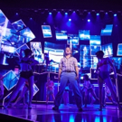 Photo Flash:  First Look at Michael Ball and Alexandra Burke in CHESS at the London Coliseum