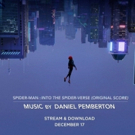 Sony Music to Release SPIDER-MAN: INTO THE SPIDER-VERSE Soundtrack