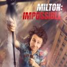 Milton Jones Announces UK Tour of New Show MILTON: IMPOSSIBLE