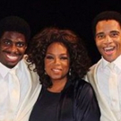 Oprah Pays a Visit to AIN'T TOO PROUD! Photo