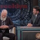 VIDEO: David Letterman Brings the Laughs to JIMMY KIMMEL's Week in Brooklyn Video