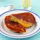 JUNIORS RESTAURANTS Celebrates National Grilled Cheese Month with their Signature Sandwich