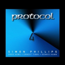 Drum Legend Simon Phillips to Release 'Protocol 4' 10/27