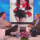 VIDEO: Watch Ellen Surprises Jimmy Kimmel with a Dedication to His Son Video