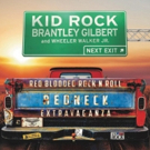 Country Music Star Brantley Gilbert to Join Kid Rock for Red Blooded Rock N Roll Redneck Extravaganza Tour
