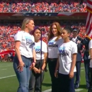 VIDEO: The Touring Cast of DEAR EVAN HANSEN Perform the National Anthem