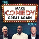 Politics-Free Comedy Tour Comes To The State Theatre
