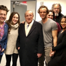 Photo Flash: Clive Davis Poses Backstage at ESCAPE TO MARGARITAVILLE!