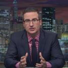 VIDEO: John Oliver Examines the Presidency of Donald Trump on LAST WEEK Season Finale