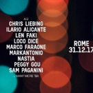 Cosmo Festival Announce NYE Line Up in Rome w/ Chris Liebing & More Photo