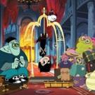 Sony Pictures AnimationandNelvanaRenew HOTEL TRANSYLVANIA: THE SERIES