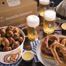 Auntie Anne's Cheers to Oktoberfest with Catering 'Prost Package'