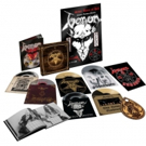 Venom Announces 'In Nomine Satanas' 40th Anniversary Deluxe Vinyl Boxset