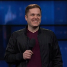 VIDEO: Jeff Arcuri Performs Standup on THE LATE SHOW