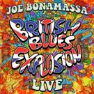 Joe Bonamassa Releases BRITISH BLUES EXPLOSION LIVE on Today