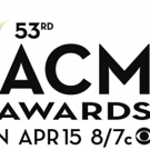 Superstar Collaborations Announced For 53rd Academy of Country Music Awards
