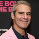 Andy Cohen to Receive Vito Russo Award at the 30th Annual GLAAD Media Awards