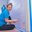Photo Flash: Jessie Mueller, John Slattery & More Help Out Habitat for Humanity NYC at Broadway Builds