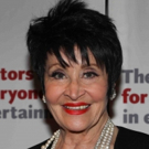 Chita Rivera Announces Return to Feinstein's/54 Below This October Photo