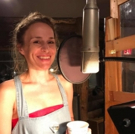 Photo Flash: NEUROSIS Cast Hits the Recording Studio!