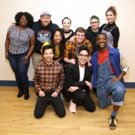 Photo Coverage: They're Ready for Their Upgrade! In Rehearsal with the Cast of BE MORE CHILL