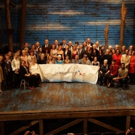 Photo Flash: Real-Life American Airlines Crews Reunite at Broadway's COME FROM AWAY