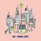 PUP Releases New Album 'Morbid Stuff'