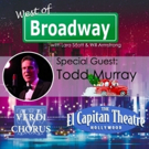 The 'West of Broadway' Podcast Welcomes Anne Marie Ketchum, Todd Murray, More Photo
