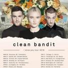 Clean Bandit Announces North American I MISS YOU 2018 Tour