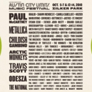 Paul McCartney, Metallica, Childish Gambino, Travis Scott and Odesza to Headline Austin City Limits Music Festival 2018
