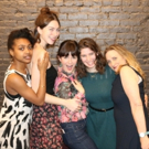 Photo Coverage: Inside Opening Night of THE POOL at The Flea Theater Photo