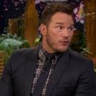 VIDEO: Chris Pratt Talks Jurassic World and Avengers on The Tonight Show Video