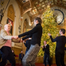 Photo Flash: First Look at Rehearsal for A CHRISTMAS CAROL at Windsor Castle