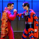BWW Review: UP AND AWAY Sweetly Skewers Superheroes at CLO Cabaret Photo