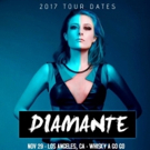 Diamante to Support Steel Panther, Headline Whisky A Go Go