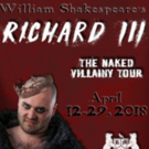 BWW Feature: THE RUSTIC MECHANICALS Are Set To Embark On Their First Tour Of 2018 For Their Production Of RICHARD III