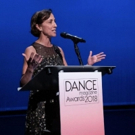 Broadwayworld Dance Review: 2018 Dance Magazine Awards, December 3, 2018. Photo
