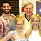 Photo Flash: The Cast and Crew of DESPERATE MEASURES Celebrates First Day of Rehearsa Photo