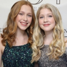 Celebrate The Holidays With Young Girls, Clara Young And Violet Young Photo