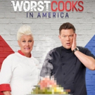 Food Network Presents the New Season of WORST COOKS IN AMERICA: CELEBRITY EDITION