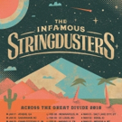Infamous Stringdusters On Billboard Bluegrass Chart, Announce 2018 Dates Photo