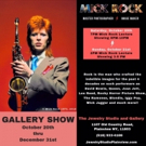 Rock & Roll Photographer Mick Rock Selling Guitar Pick Jewelry Art at Upcoming Gallery Show