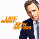 Scoop: Upcoming Guests on LATE NIGHT WITH SETH MEYERS, 2/4-2/11 on NBC