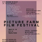 5th Annual Picture Farm Film Festival in Brooklyn Announces Lineup and Mentorship Jury