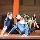 Photo Flash: Sneak Peek at DIASPORA in Rehearsals Off-Broadway