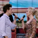 VIDEO: WAITRESS Stars Jason Mraz & Betsy Wolfe Perform 'Bad Idea' on LIVE