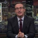 VIDEO: John Oliver Tackles Rehab Programs on Last Night's LAST WEEK TONIGHT WITH JOHN OLIVER