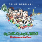 Amazon Studios Releases Theme Song to CLICK CLICK MOO Holiday Special